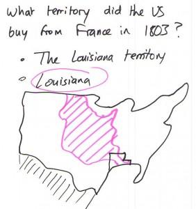 USImmigrationQuiz71LouisianaTerritory1800sHistory